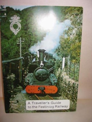 A Traveller's Guide to the Festiniog Railway